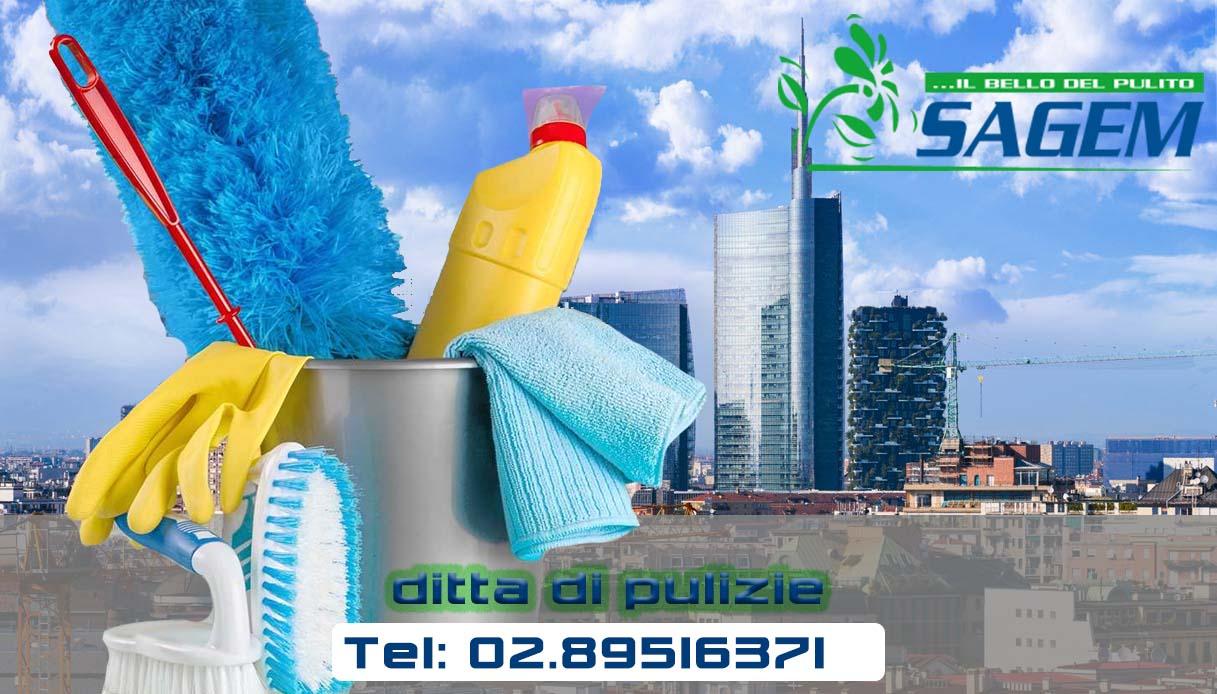 Sagem Milano - Impresa di pulizia a Sagem Milano